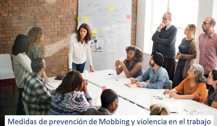 Mobbing y violencia