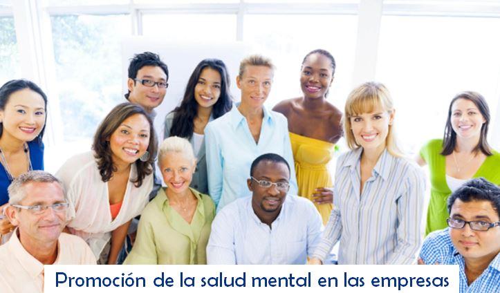 Promocion de la salud mental