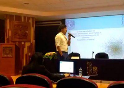 Conferencia Factores Psicosociales en el Trabajo