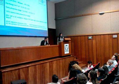 Conferencia WOPS  Mtra. Marisol Chío García