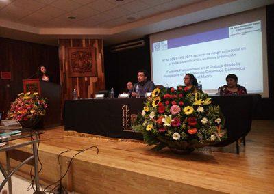 Conferencia NOM035STPS2018 UNAM
